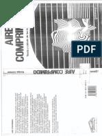 AIRE COMPRIMIDO teoria y calculo de las instalaciones (enrique carnicer) $ 2.80 p