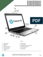Hp Probook 450 4G