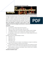 Formulas Para Calcular El Porcentaje de Grasa Corporal Con Cáliper