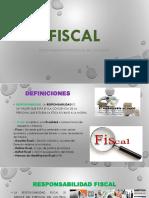 Responsabilidad Fiscal Del Contador