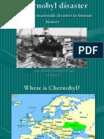 Disaster in Chernobyl