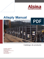 Alsina Catalogo Alisply Manual