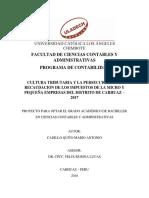 Facultad de Ciencias Contables y Administrativas[1]
