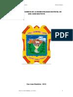 Estructura Organica 2012