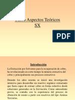 Apuntes y Calculos SX