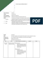 Rancangan Pengajaran Pembelajaran Tingkatan 4A