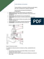 Tipos de Válvulas y Accesorios