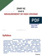 HV Measurement