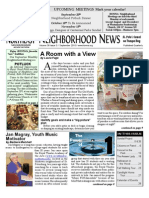 Historic Old Northeast Neighborhood Newsletter Sept 2010