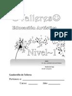 Manual Nivel i Talleres arte y música