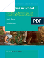 P. Boero Theorems in School From History%2c Epistemology and Cognition to Classroom Practice New Directions in Mathematics and Science Education