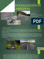 Método de Evaluación de Carreteras