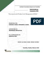 PLM Descripcion