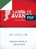 Ley 12.521 (Con Reformas) (1)