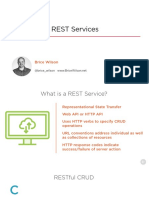 Consuming Rest Services Slides
