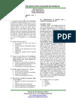 Evaluación Periodo de Ética 6