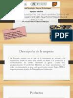 APLICACIÓN DE HERRAMIENTAS DE LEAN MANUFACTURING EN LAS LÍNEAS DE ENVASADO DE UNA PLANTA ENVASADORA DE LUBRICANTES