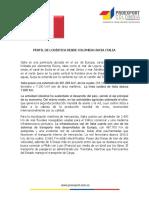 Perfil Logistico de Italia 2014