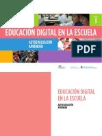 Educacion Digital en La Escuela Web
