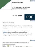 1_Introducción a Los Principios de Las Máquinas Electricas