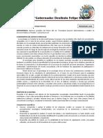 PLANIFICACION Sociologia General 2015 PROP UEP 172 Adm 2