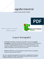 Termográfia Industrial