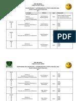 Programa de Capacitacion CARA