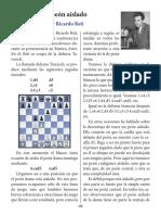 14- El Peón Aislado - Ricardo Reti
