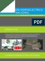Generacion Hidroelectrica Nacional