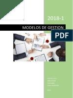 Modelo de Gestion Administracion