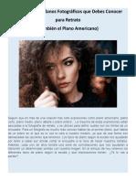 Planos Fotográficos que Debes Conocer.docx