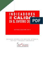 Actualización Indicadores Calidad 2011