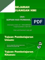 MATERI SEJARAH PERJUANGAN HMI.ppt