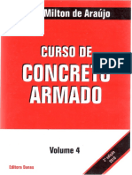 Concreto Armado Vol IV
