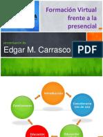 Educación Virtual Vseducación Presencial