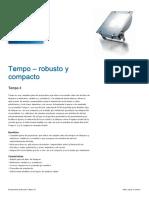 Carateristicas Tecnicas Reflector 400 w