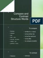 Compare and Contrast, Idiom, Intro