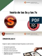 Teoria de Las 5s y Las 7 s