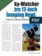 Sky Watcher Quattro 12 Inch Newtonian Telescope
