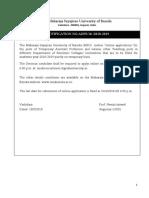 Revised TAP Qualifications 18 19