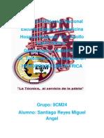 Santiago Reyes Hemorragia Obstétrica Dr. Tolentino.