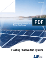 1611 Electric Floating Photovoltaic System