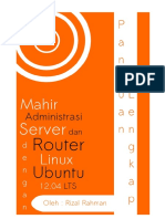 Administrasi Server Dan Router Ubuntu Server 12.04 LTS