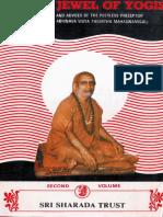 Crest Jewel of Yogis Biography and Other Essays on Abinava Vidya Tirtha Swami UNKNOWN Sringeri