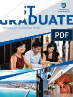 Guide to Postgraduate Programs
