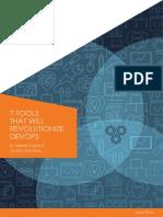 7 Tools That Will Revolutionize DevOps