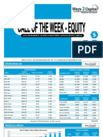 Equity Report 09 April 2018