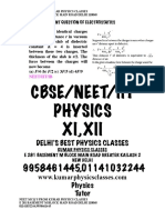 Physics Tutor in Kalkaji Extension