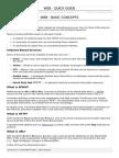 Web Quick Guide