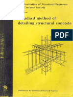 1989 Standard Method of Detailing Structural Concrete PDF